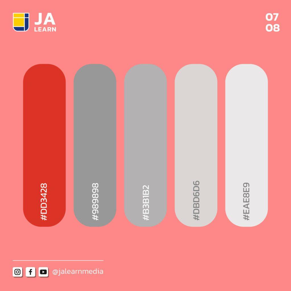 Color_โทนสีแดง 7